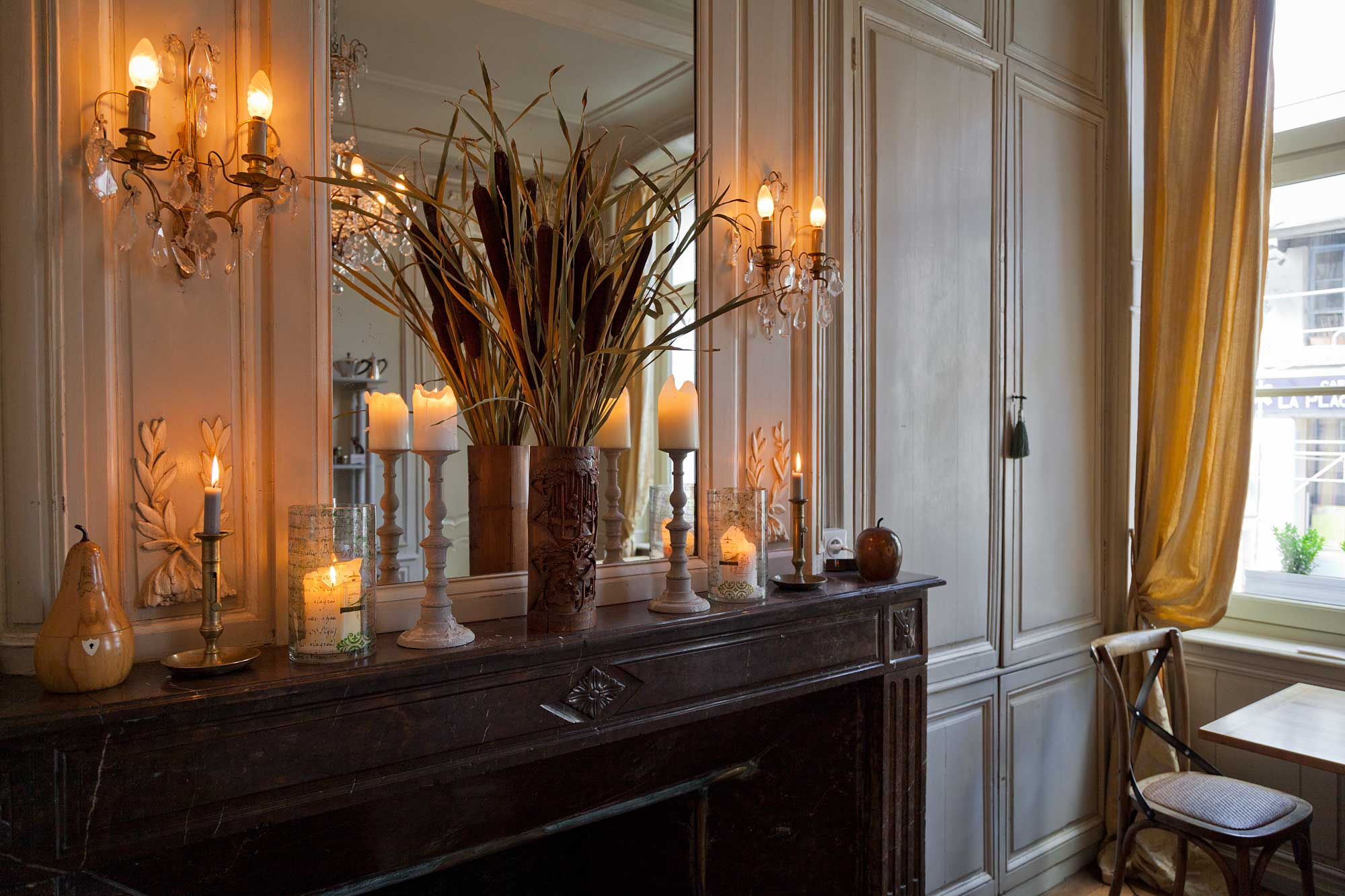 .The Dining Room at Maison76
